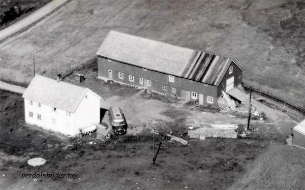 FlatåsFlyfoto1954