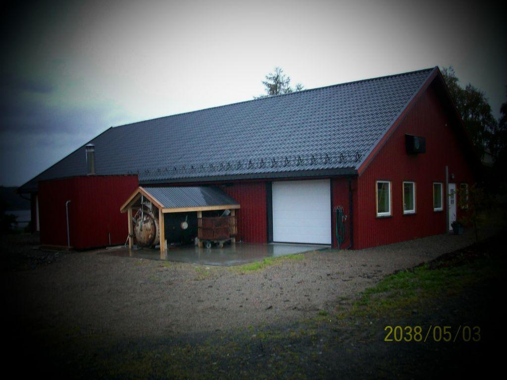 Bildet er utlånt av Trøndersopp med tillatelse av Jørgen Baumfelder.