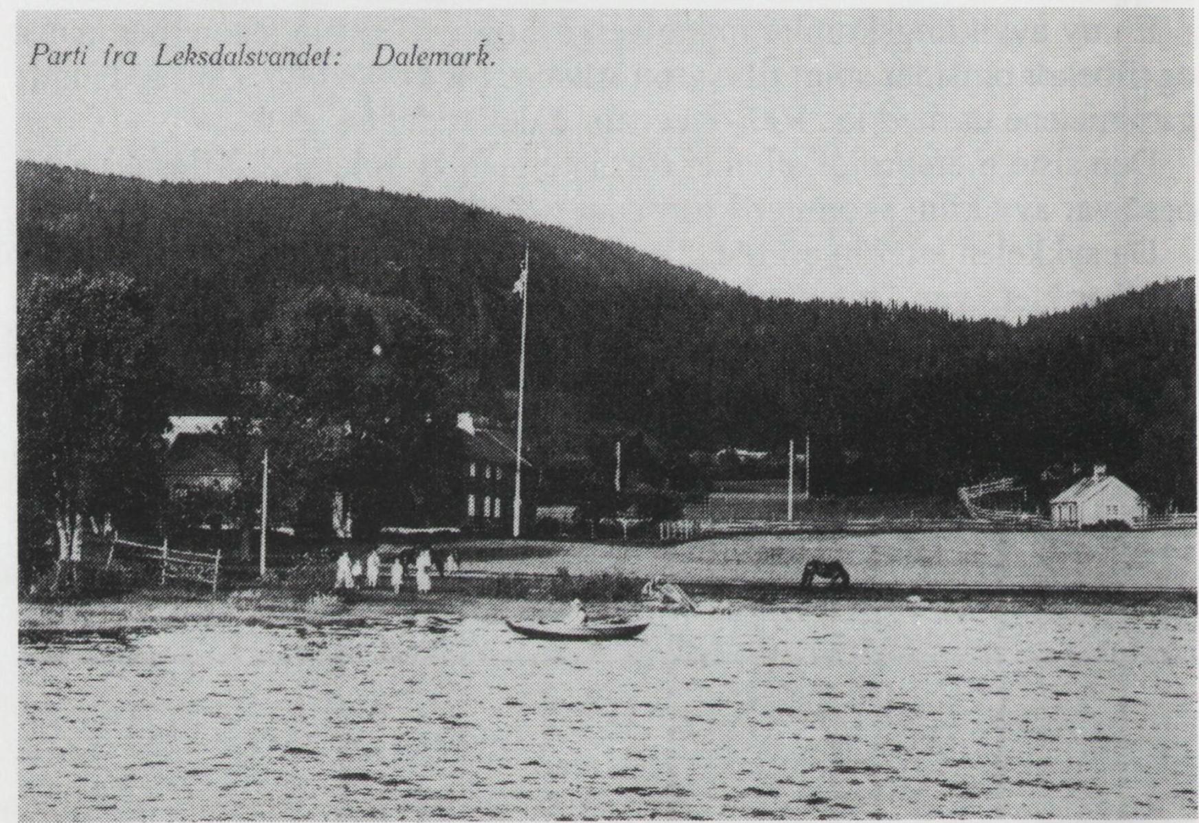 Trygg ved Dalemark Fra Verdal historielags skrifter 18 - 1991