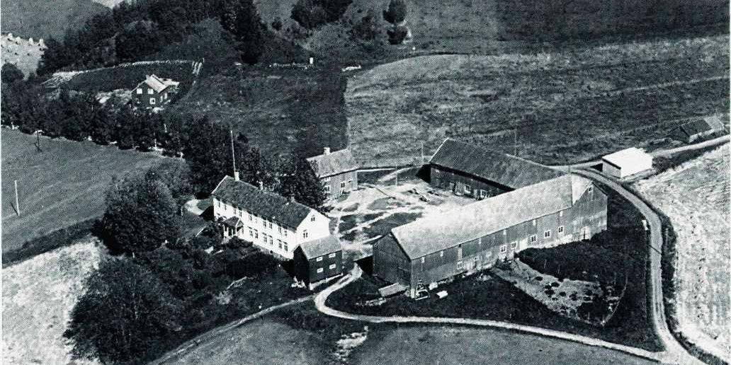 Karmhus 1950