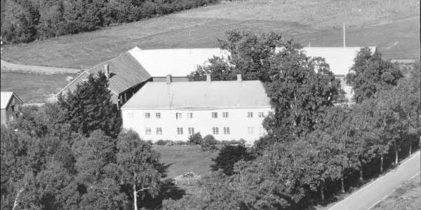 Bunes gård, Verdal. Årstall : Ca 1962